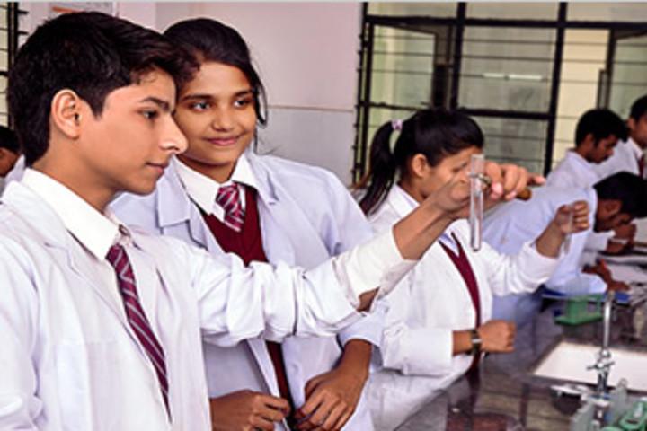Surmount International School-Labs