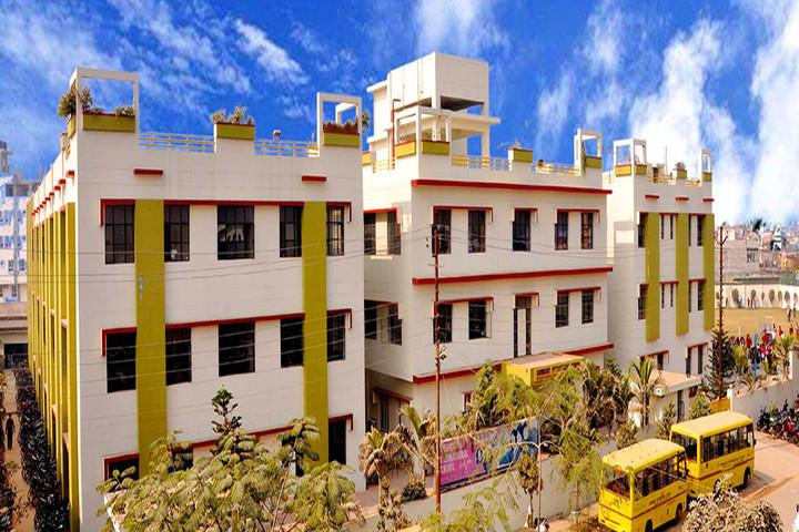 Surmount International School-School Building