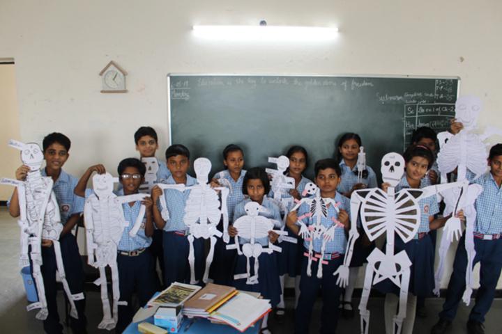 Surmount International School-Science Activity