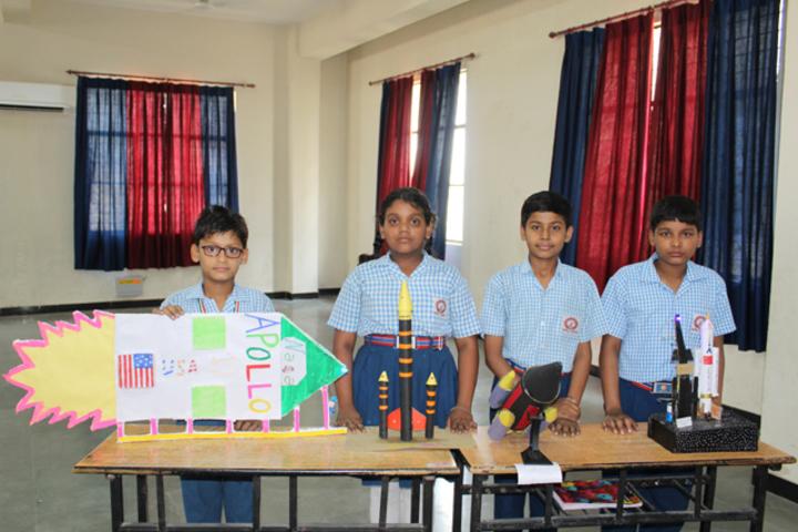 Surmount International School-Science Exhibition