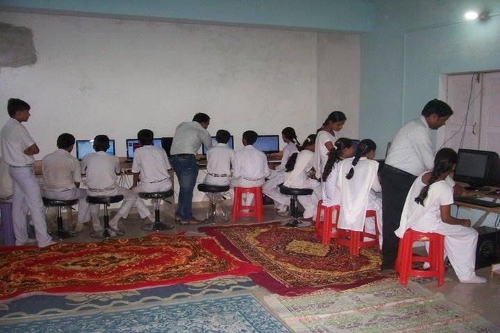 Surya Academy Public School-Computer Lab