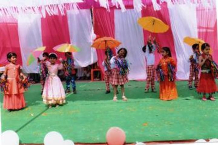 Surya Academy Public School-Dance Activity