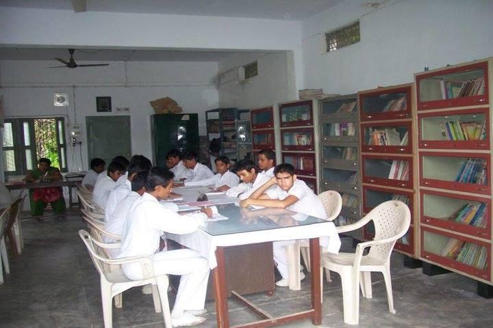 Surya Academy Public School-Library