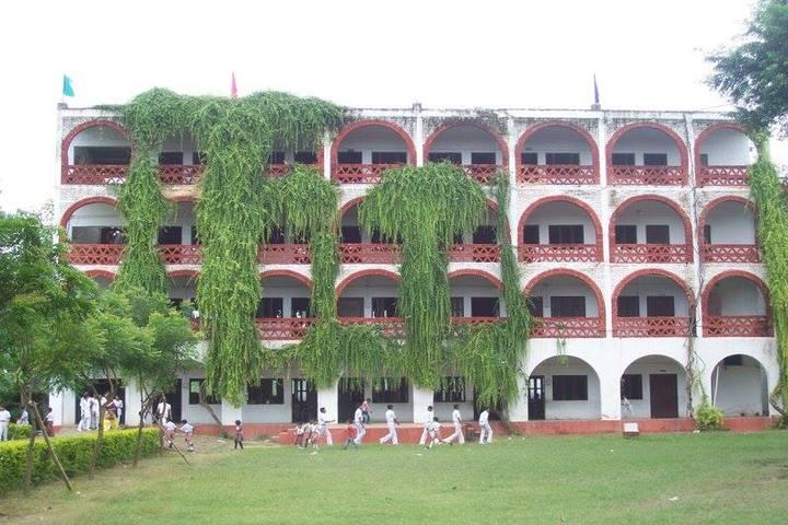 Surya Academy Public School-School Building