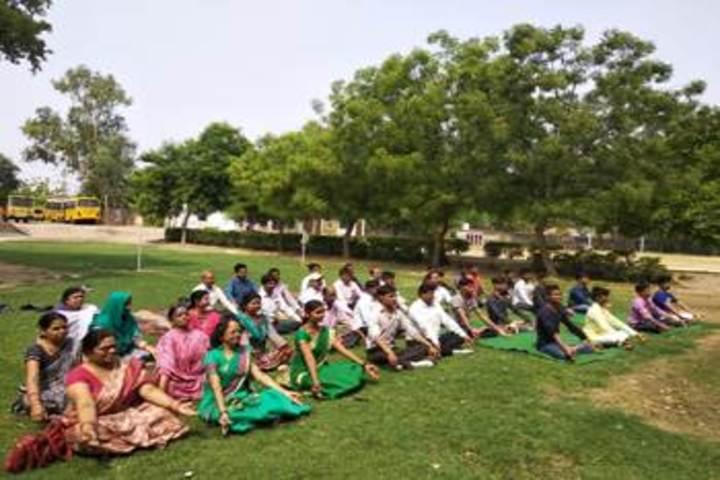 Surya Academy Public School-Yoga