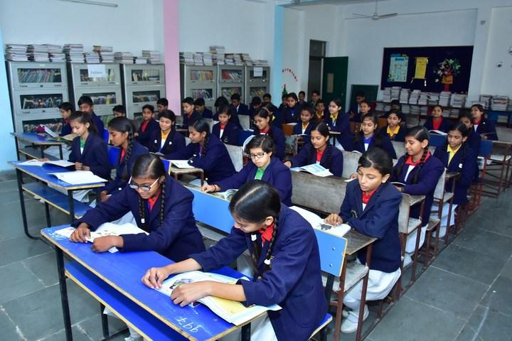 Surya Public School-Classroom