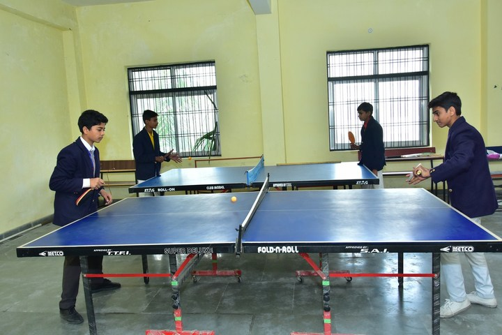 Surya Public School-Indoor Games