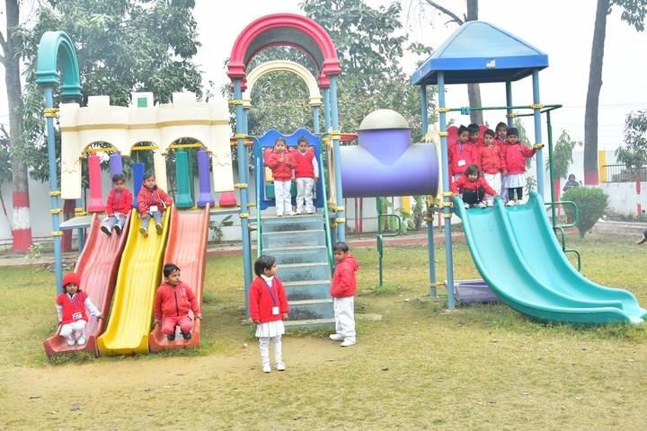 Surya Public School-Kids Play Area