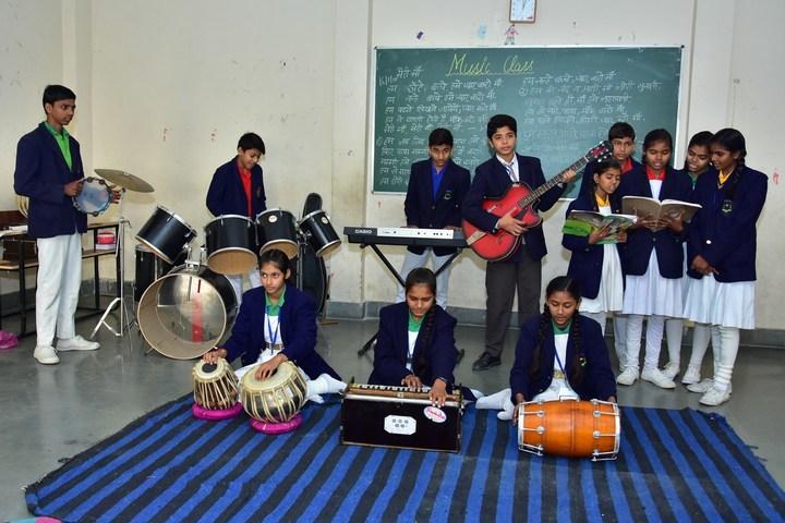 Surya Public School-Music
