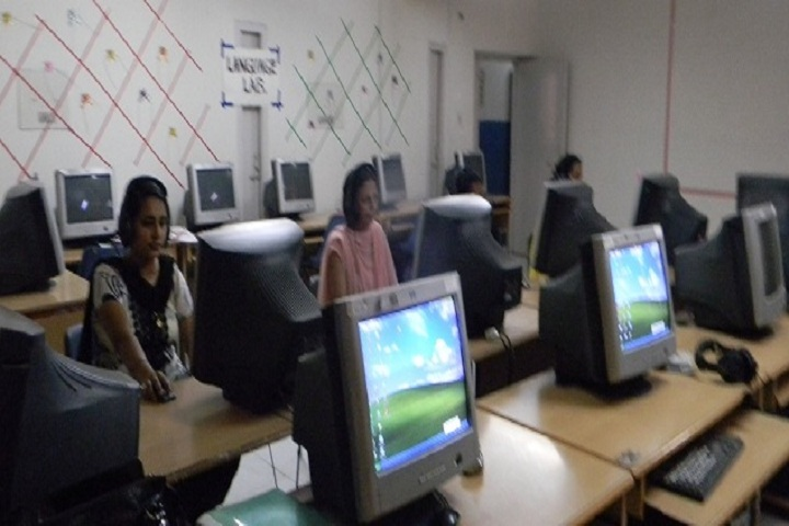 Government Model Senior Secondary School-Language Lab