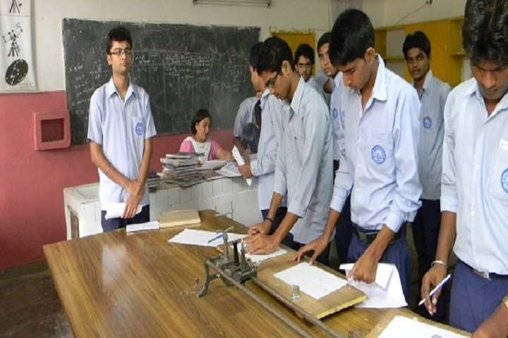 Government Model Senior Secondary School-Physics Lab