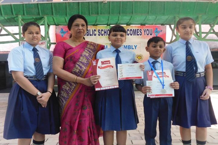 Swami Janki Saran Public School-Achievements