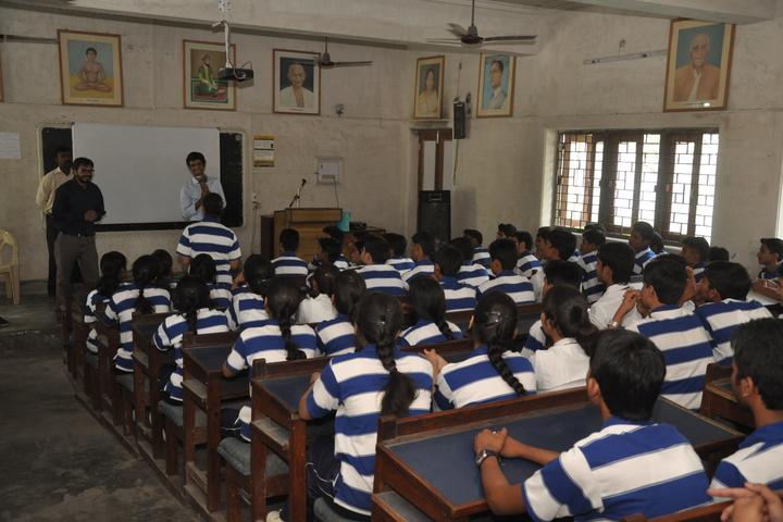 Swami Janki Saran Public School-Classroom