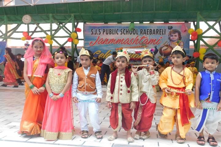 Swami Janki Saran Public School-Janmastami