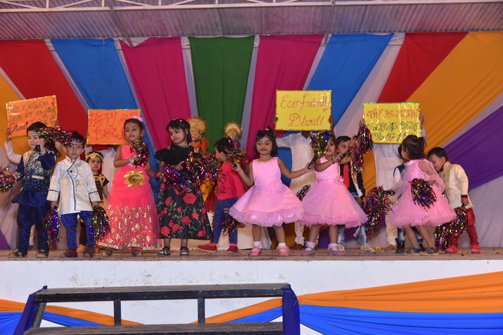 Swami Janki Saran Public School-Kids Activity