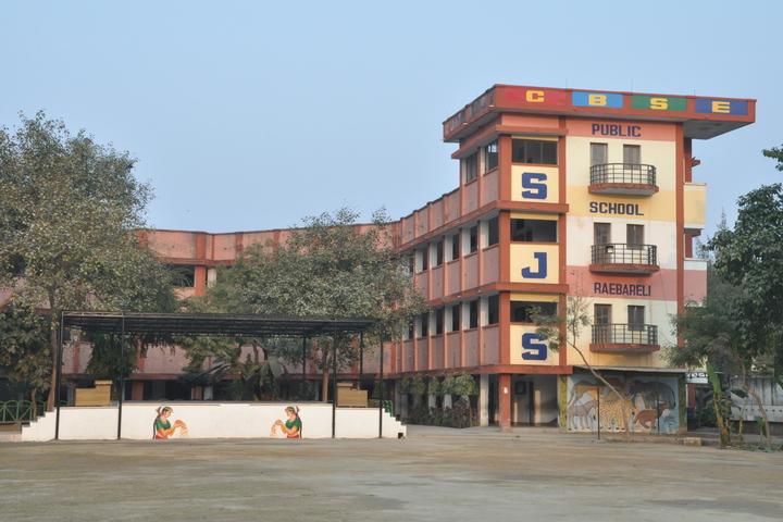 Swami Janki Saran Public School-School Building