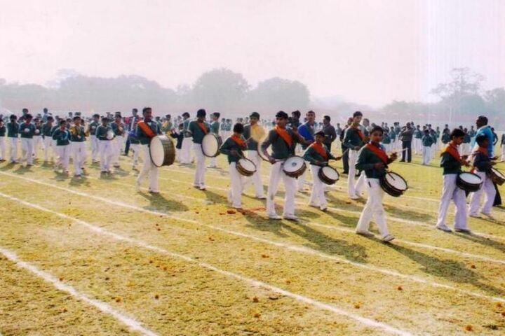 Swami Vivekanand Vidya Ashram-School Band