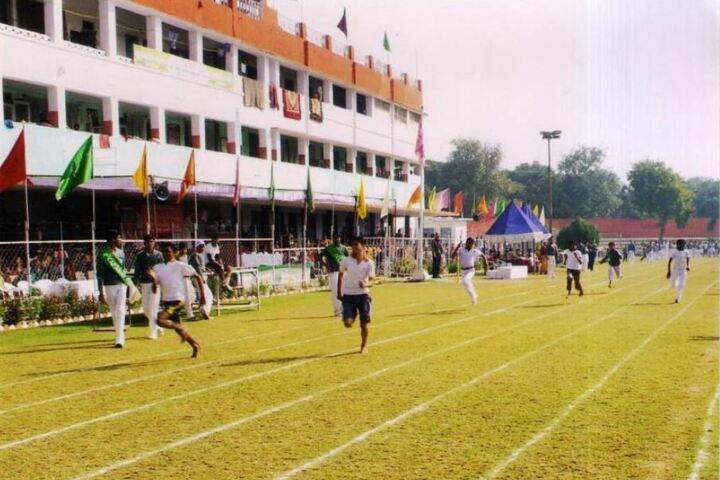 Swami Vivekanand Vidya Ashram-Sports