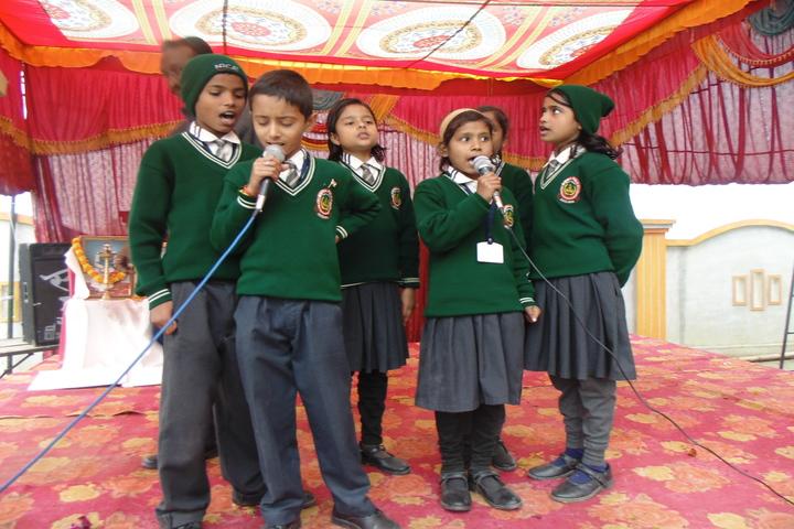 T R C Memorial Public School-Music