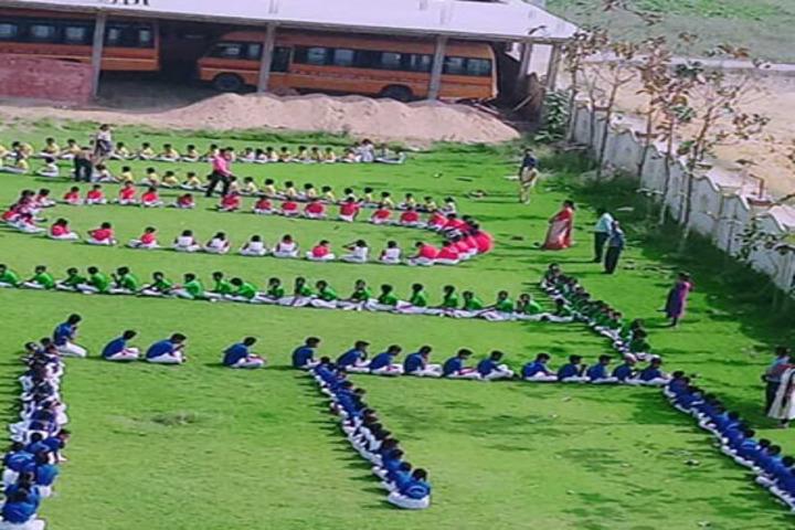 T R C Memorial Public School-Playground