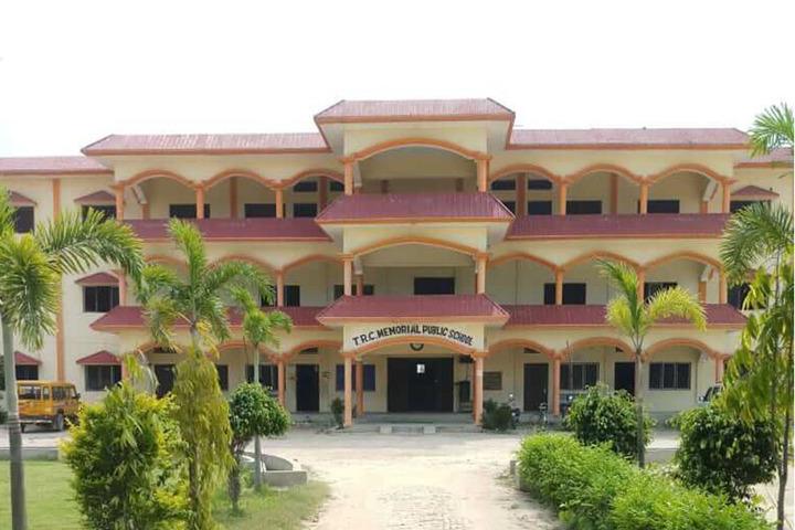 T R C Memorial Public School-School Building