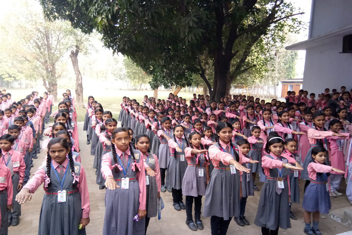 T P R S Educational Institute-Assembly