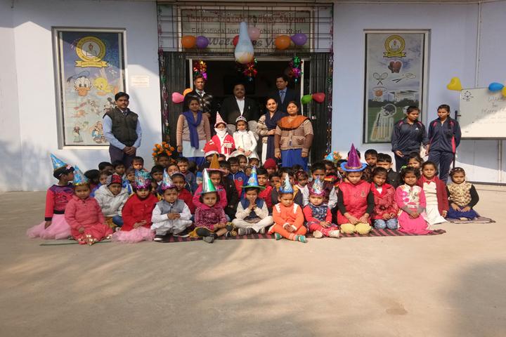 T P R S Educational Institute-Christmas Celebration