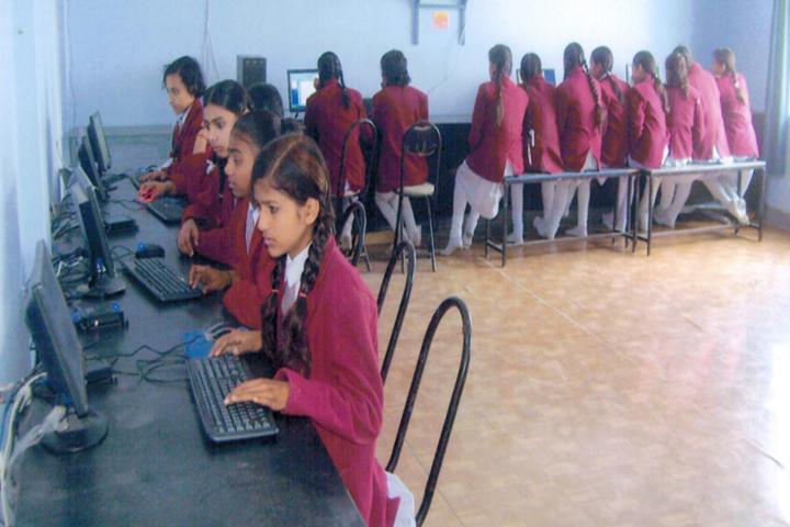 T P R S Educational Institute-Computer Lab