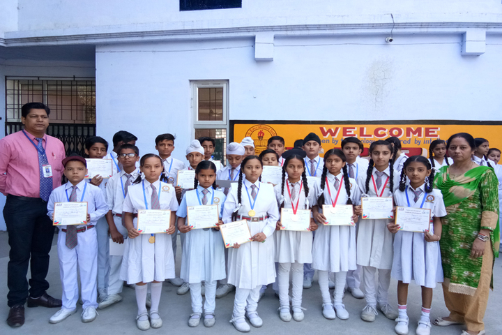 T P R S Educational Institute-Group Photo