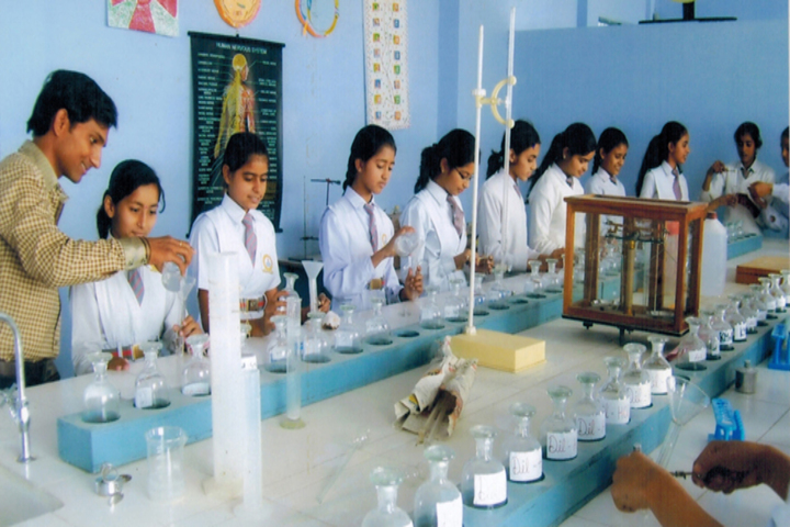 T P R S Educational Institute-Science Lab