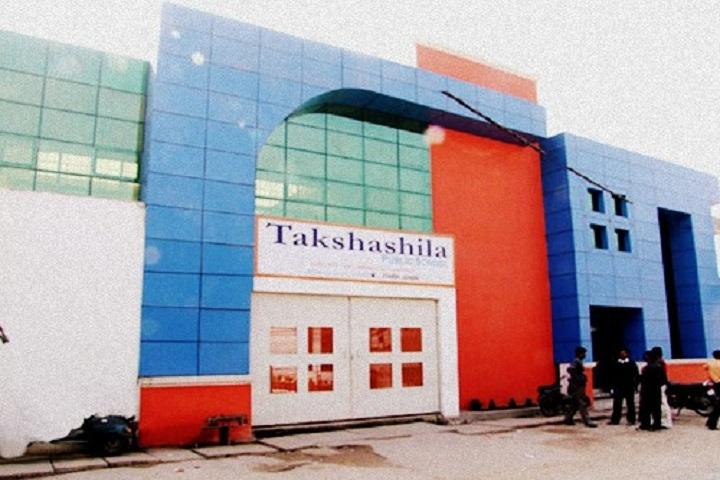 Takshashila Public School-Campus