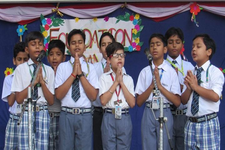 Takshashila Public School-Foundation Day Celebrations