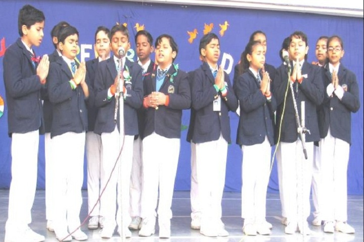 Takshashila Public School-Republic Day Celebrations