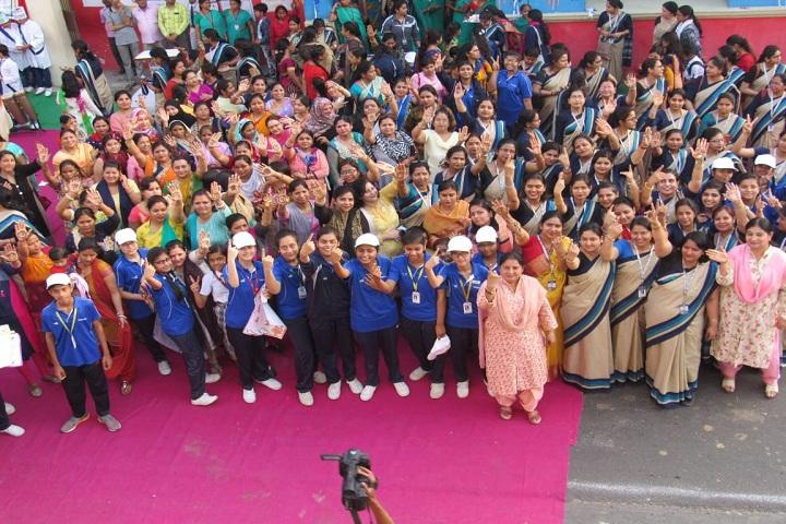 Takshashila Public School-Voting Awareness Program