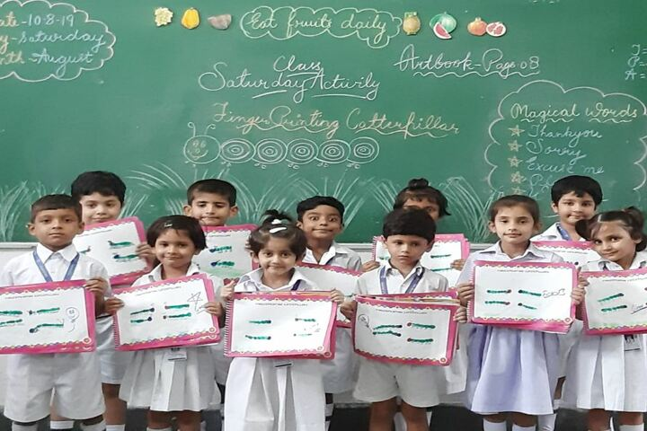 Takshashila Public School-Activity