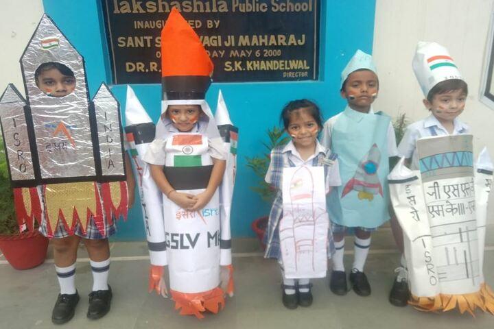 Takshashila Public School-Fancy Dress