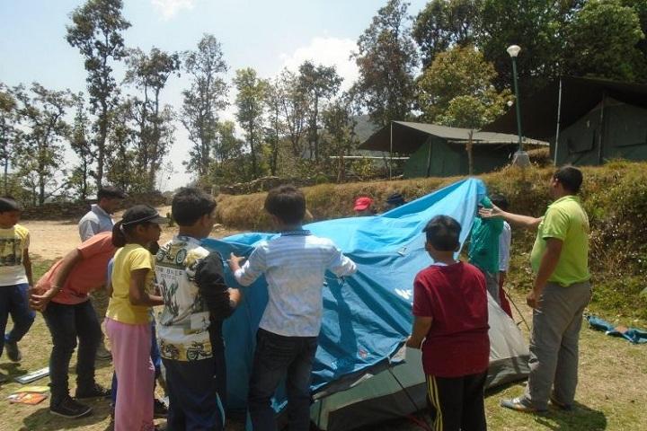 Takshila Academy-Adventure camp