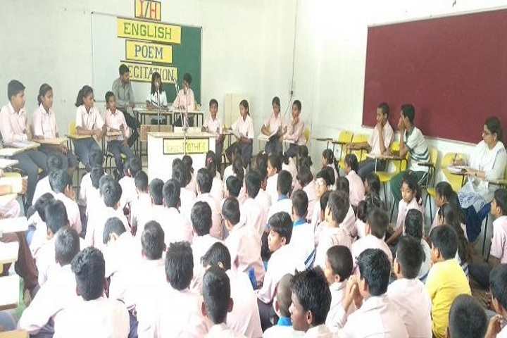 Takshila Academy-Group discussion