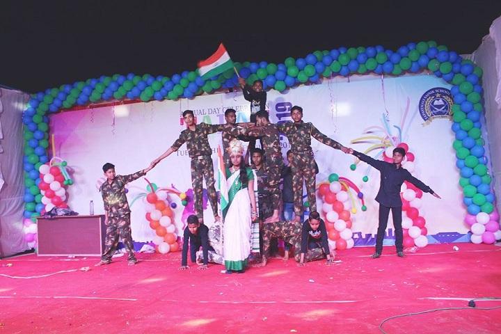 Tapasthali Sainik School-Annual Day Celebrations