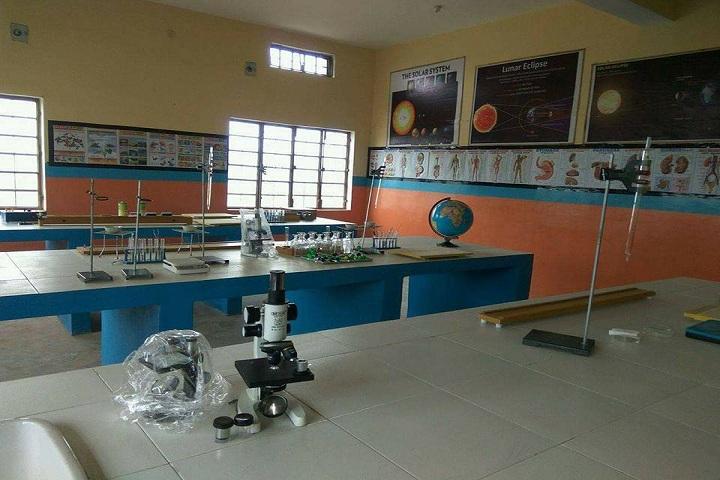 Tapasthali Sainik School-Biology Lab