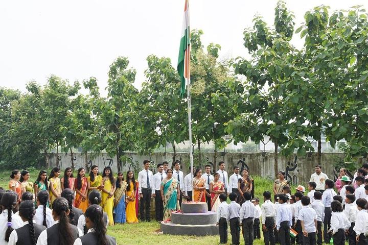 Tapasthali Sainik School-Independence Day Celebrations