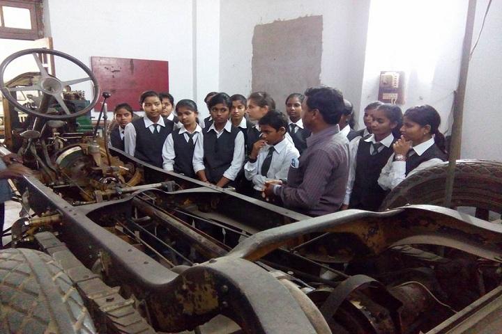 Tapasthali Sainik School-Workshop
