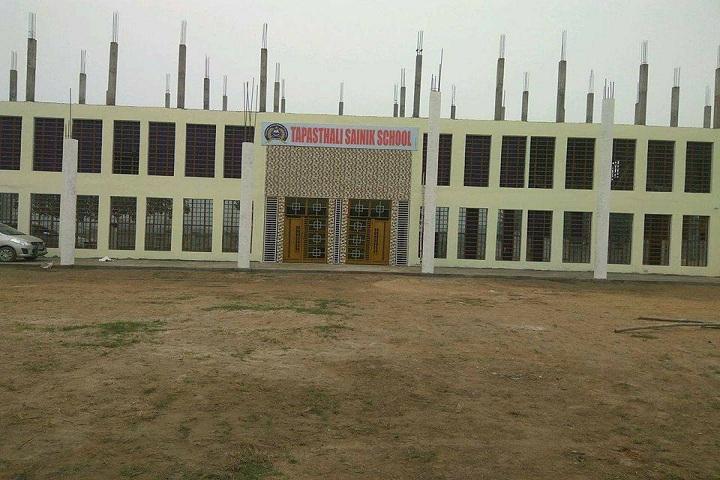 Tapasthali Sainik School-School Building