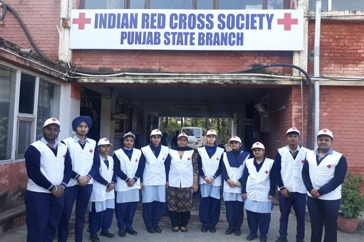 Government Model Senior Secondary School-Red Cross