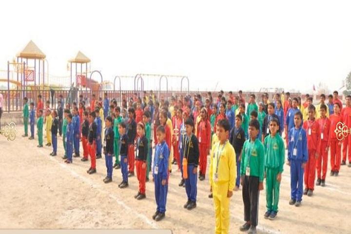 Thakur Vidya Mandir Global School-Annual sports meet