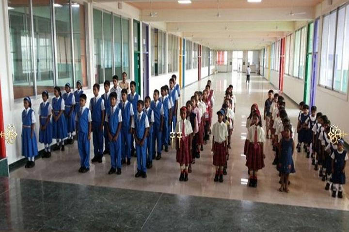 Thakur Vidya Mandir Global School-Assembly