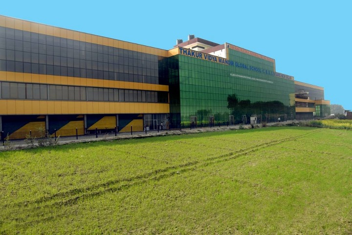 Thakur Vidya Mandir Global School-Campus view