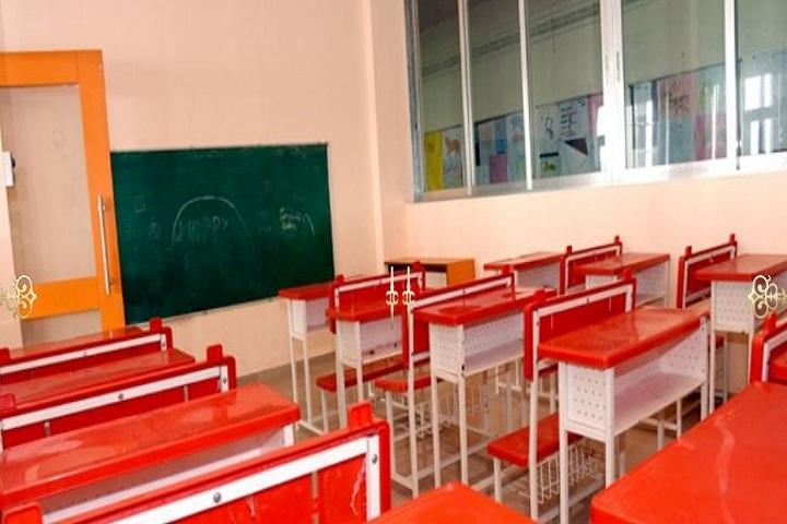 Thakur Vidya Mandir Global School-Class room