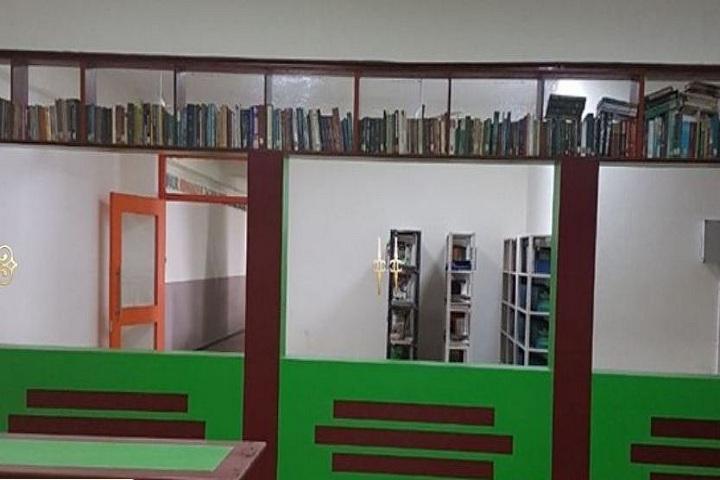 Thakur Vidya Mandir Global School-Library