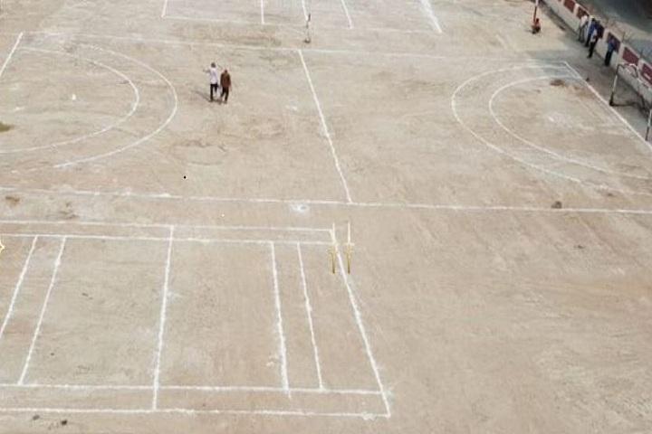 Thakur Vidya Mandir Global School-Play ground
